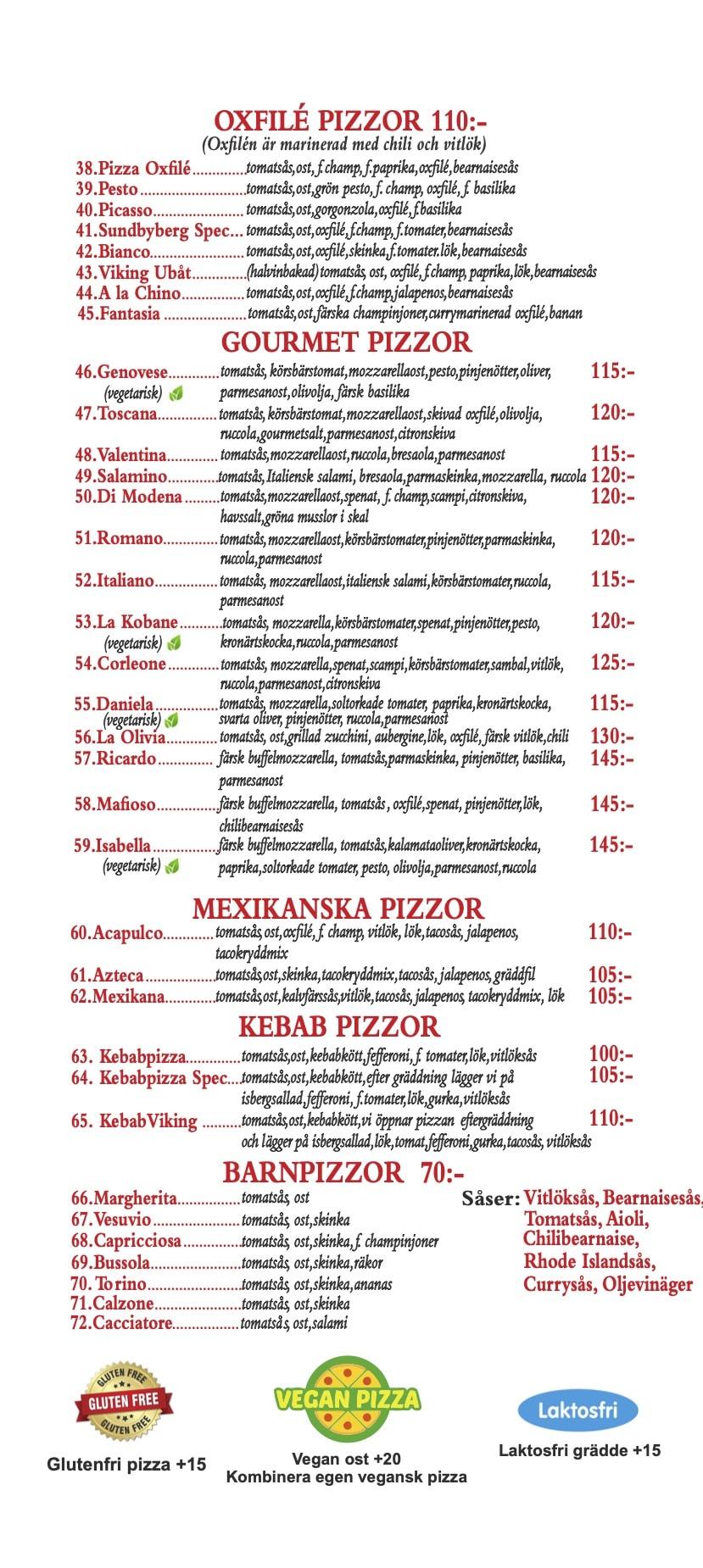 Restaurang Parma hämtmeny sid 6
